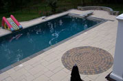 Perennial Landscape Swimming Pools